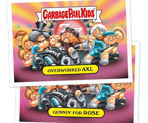 garbage pail guns n roses