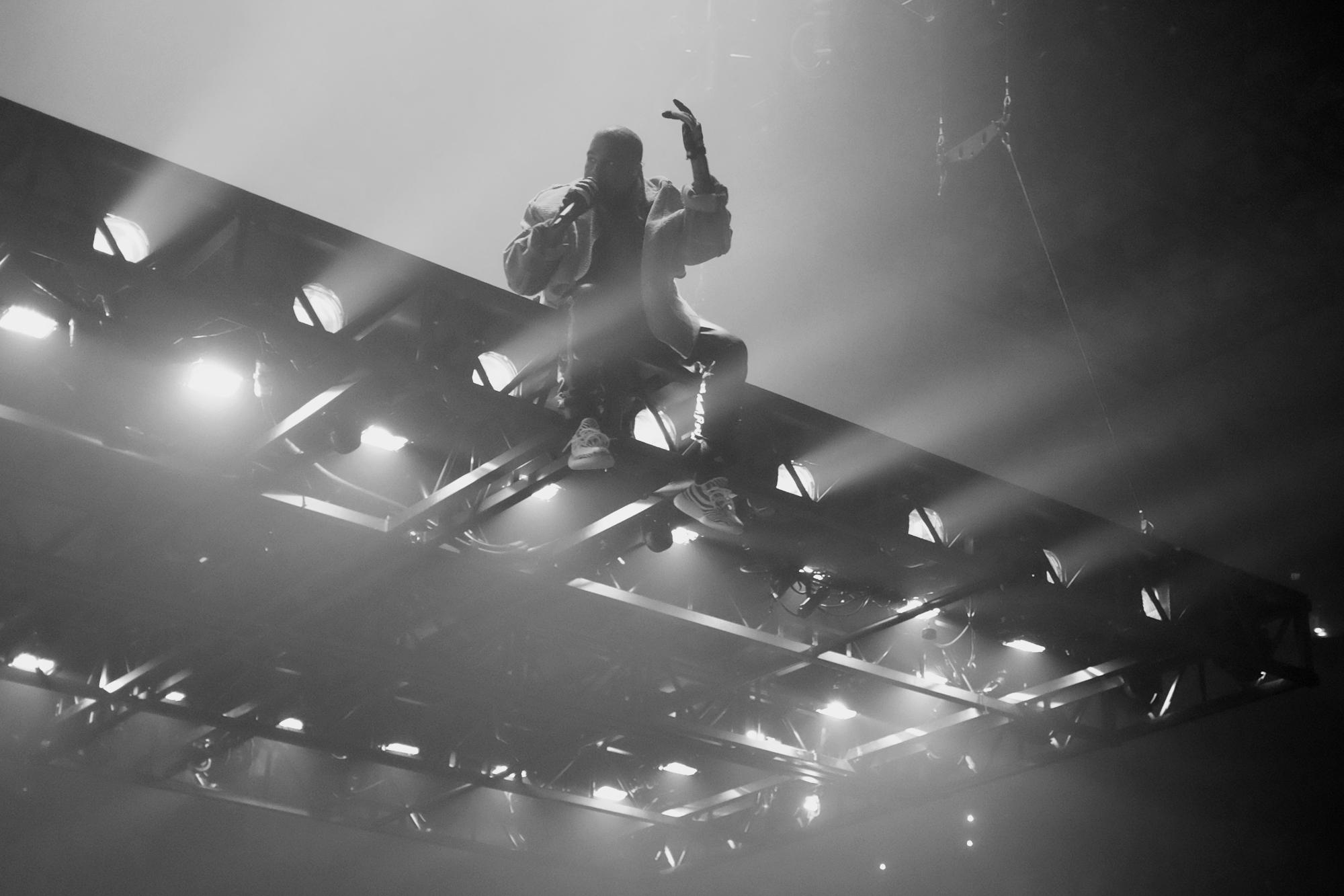 Kanye West Kicks Off The Saint Pablo Tour: The 10 Best