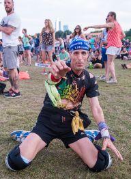 Lollapalooza 2016 // Photo by David Brendan Hall