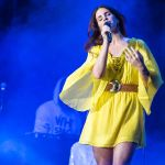 Lana Del Rey, photo by David Brendan Hall
