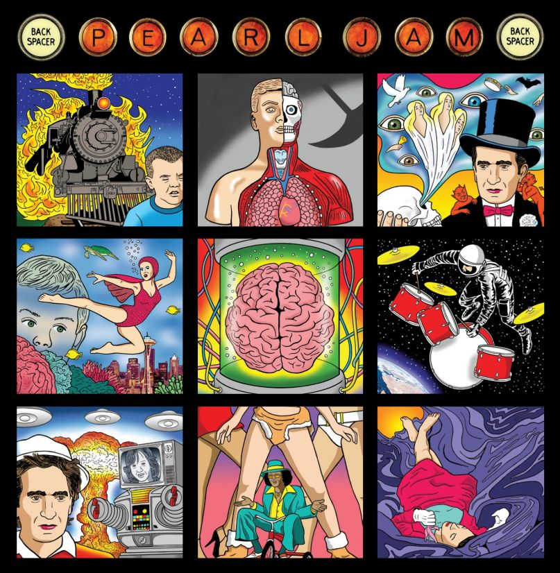 The Case for Pearl Jam's Backspacer 10 Years Later | Consequence ...
