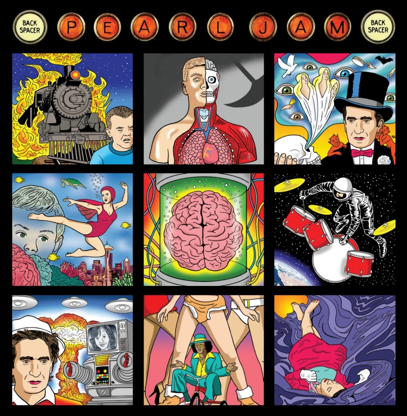 pearl jam backspacer Ranking: Every Pearl Jam Album from Worst to Best