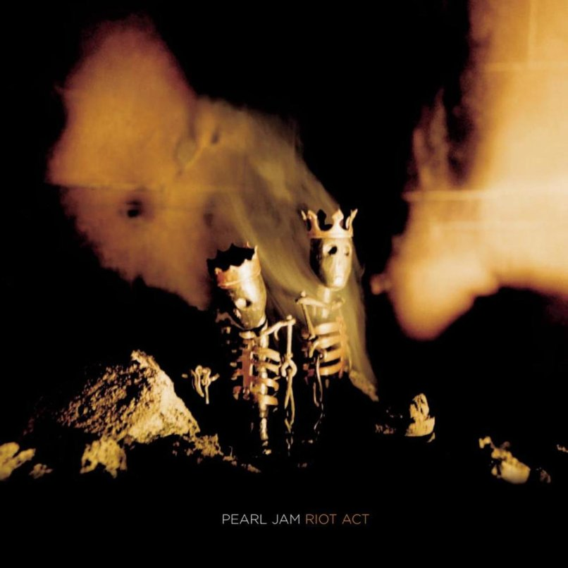 pearl jam riot act Ranking: Every Pearl Jam Album from Worst to Best