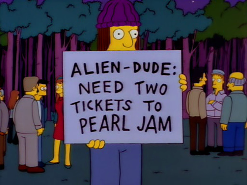 pearl jam tickets Ranking: Every Pearl Jam Album from Worst to Best