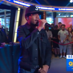 Chance the Rapper Good Morning America