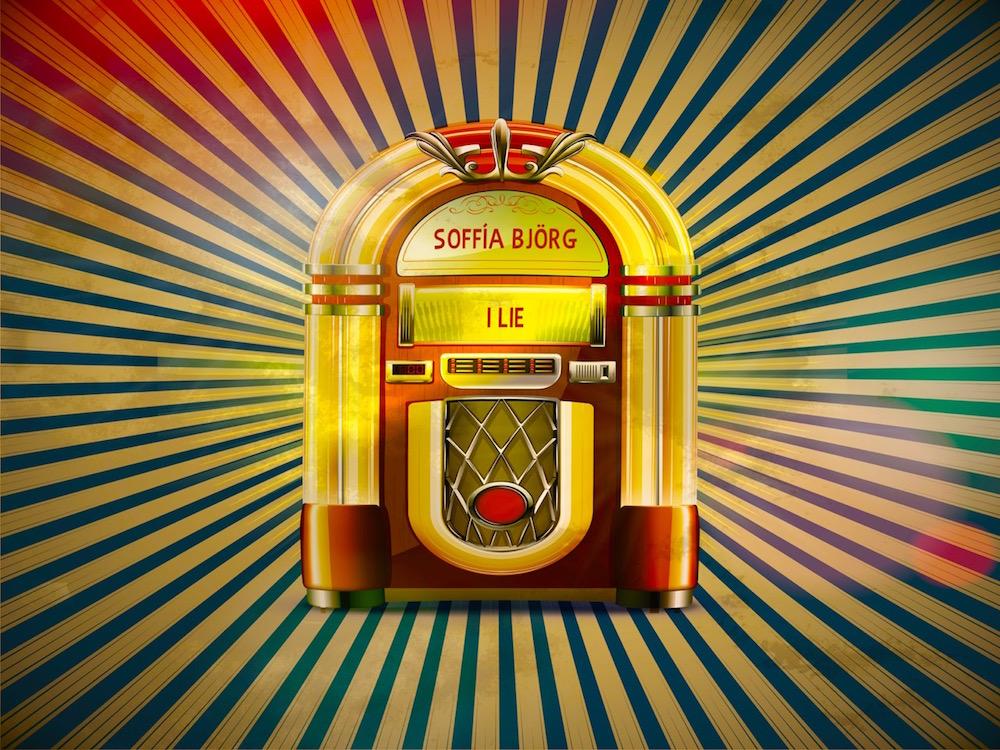 soffia bjorg i lie single cover