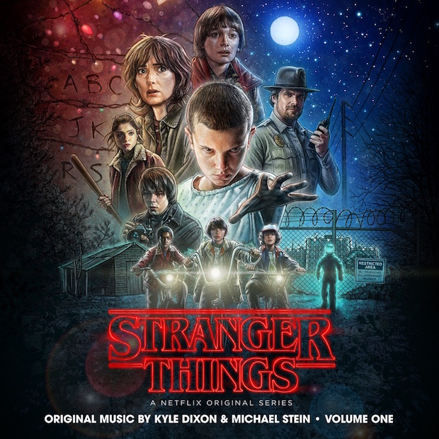 stranger things score