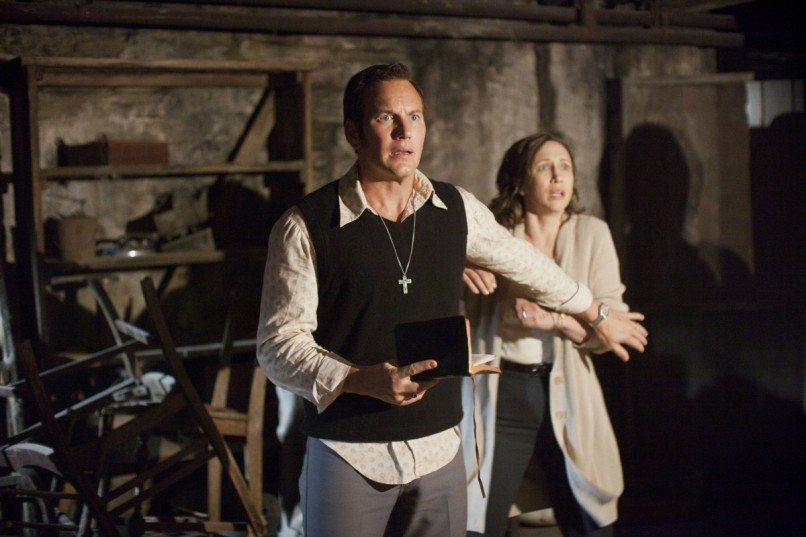 the warrens In 2013, The Conjuring Wanted Everyone to Believe in Ghosts