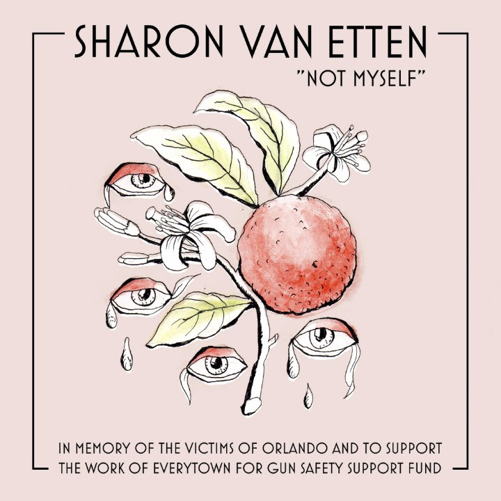 unnamed 24 Sharon Van Etten dedicates new song Not Myself to victims of Orlando shooting    listen