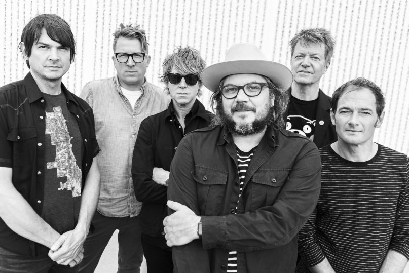 Wilco, photo by Gina Reis