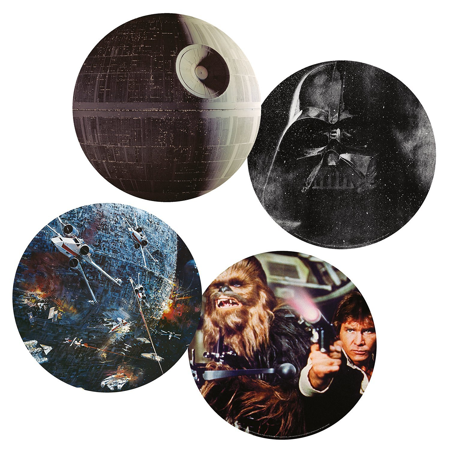 81gtqkwq9bl  sl1500  John Williams original Star Wars score gets gorgeous picture disc reissue