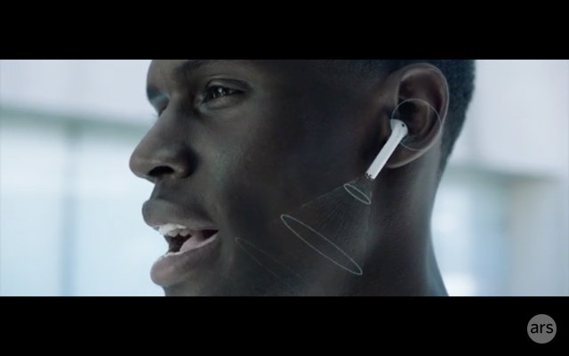 airpods Apple gets rid of iPhone audio jack in favor of wireless headphones, stereo speakers