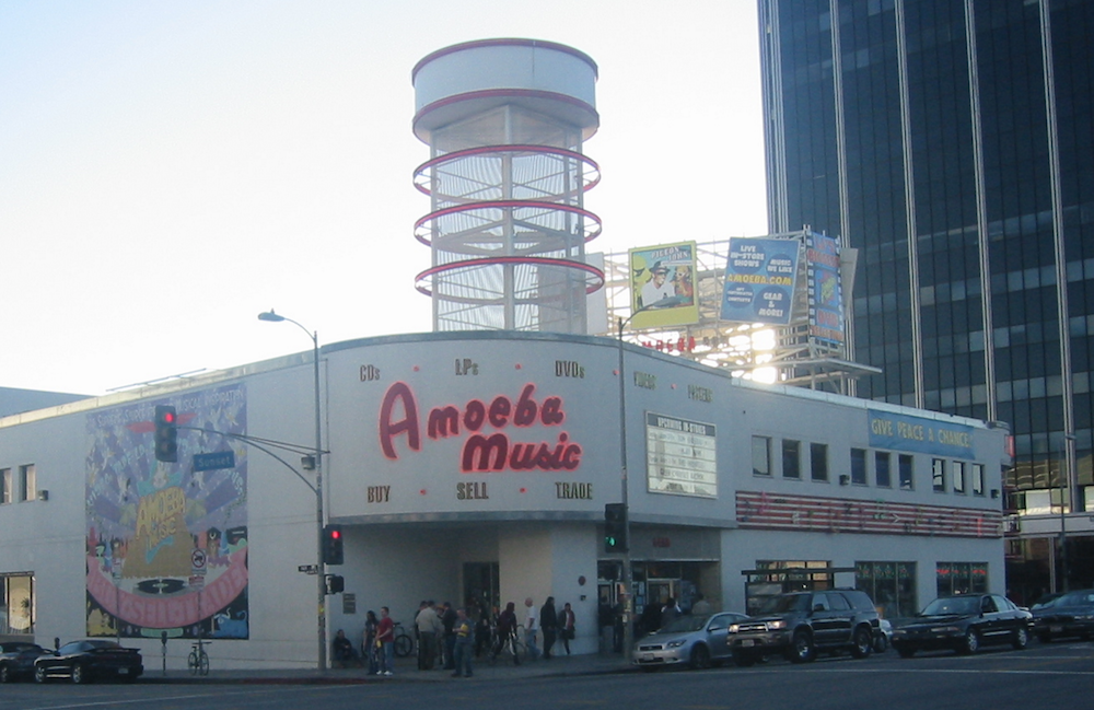 amoeba music sold los angeles The Big Pink teams with Io Echo and Yeah Yeah Yeahs Nick Zinner for new single How Far Weve Come: Stream