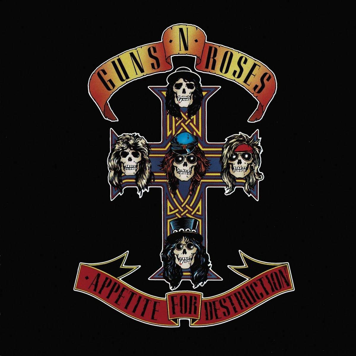 appetite for destruction Top 50 Albums of 1987