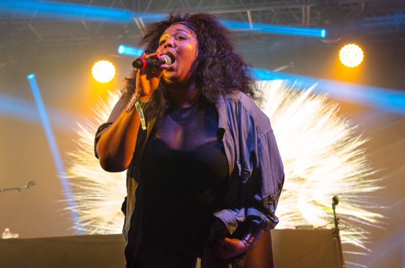 ben kaye bonnaroo lizzo 4 Moby, Dirty Projectors, and Leonard Cohen Headline Our Songs of the Week (9/23)