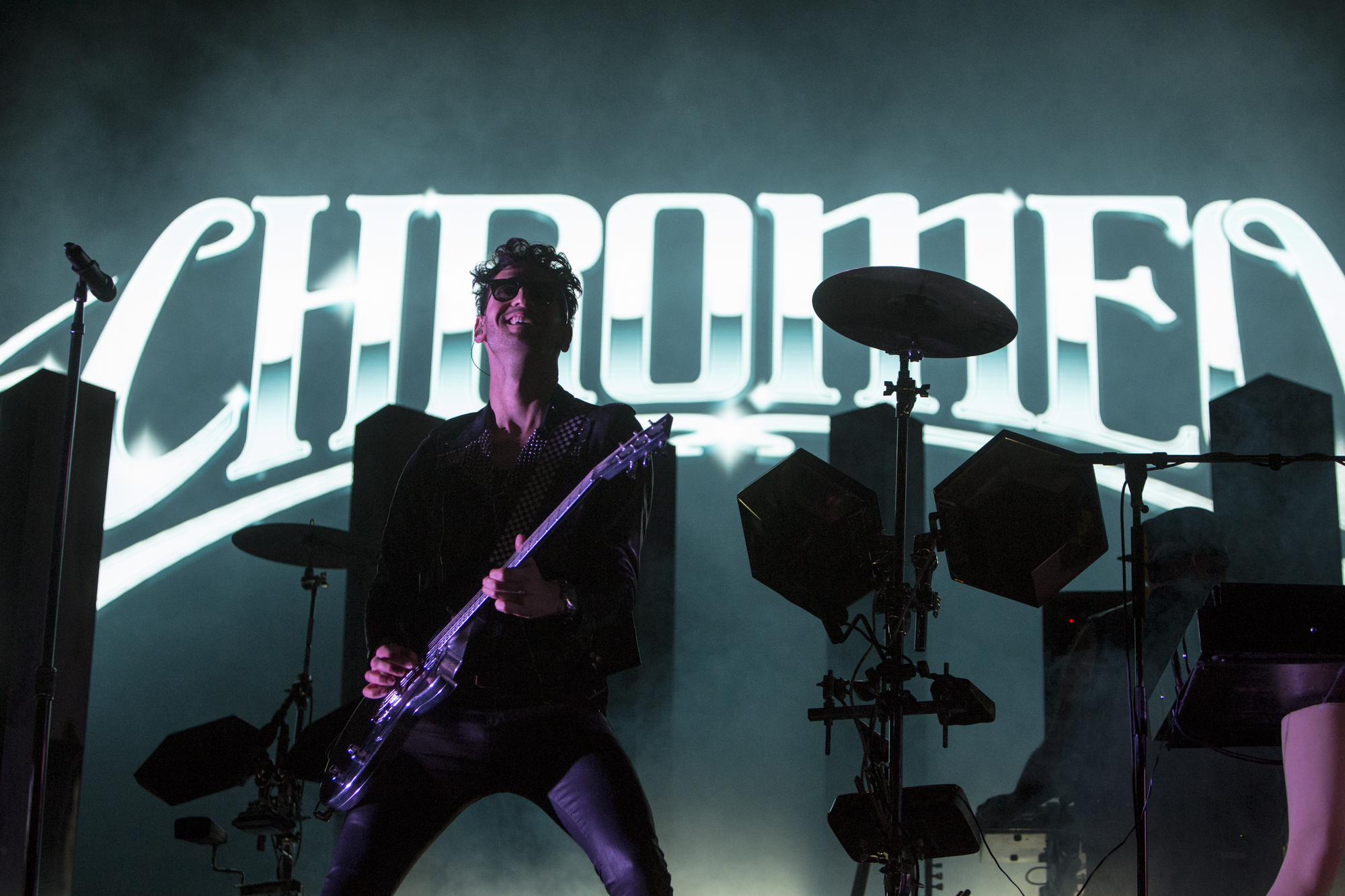 Chromeo // Photo by Philip Cosores