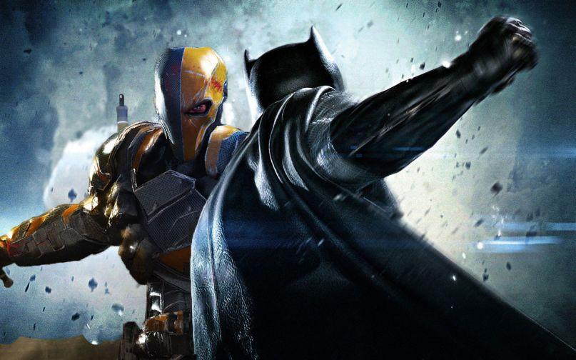 Batman v Deathstroke: Could the Dark Knight's Latest Villain Help ...