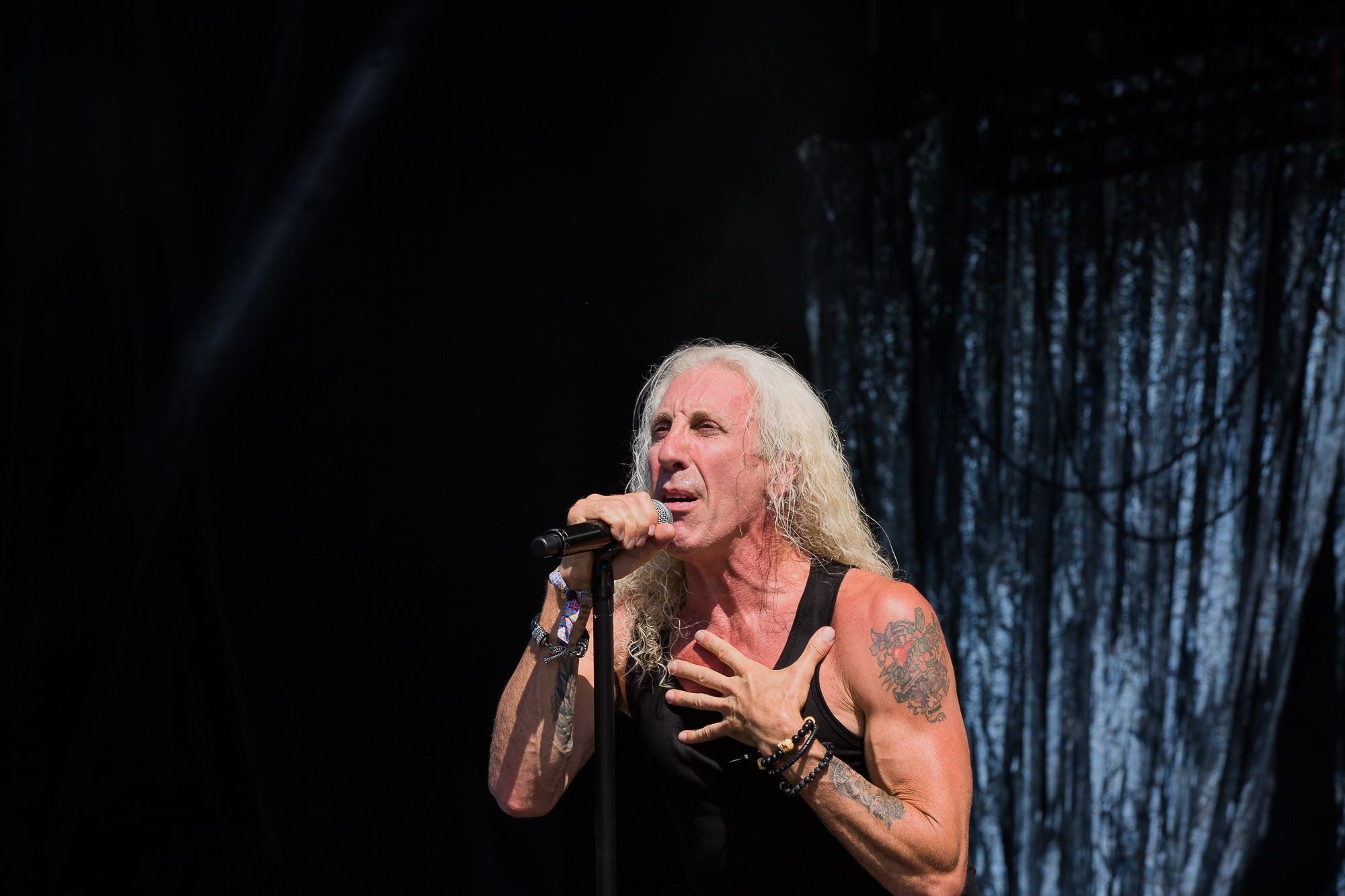Dee Snider // Photo by Debi Del Grande