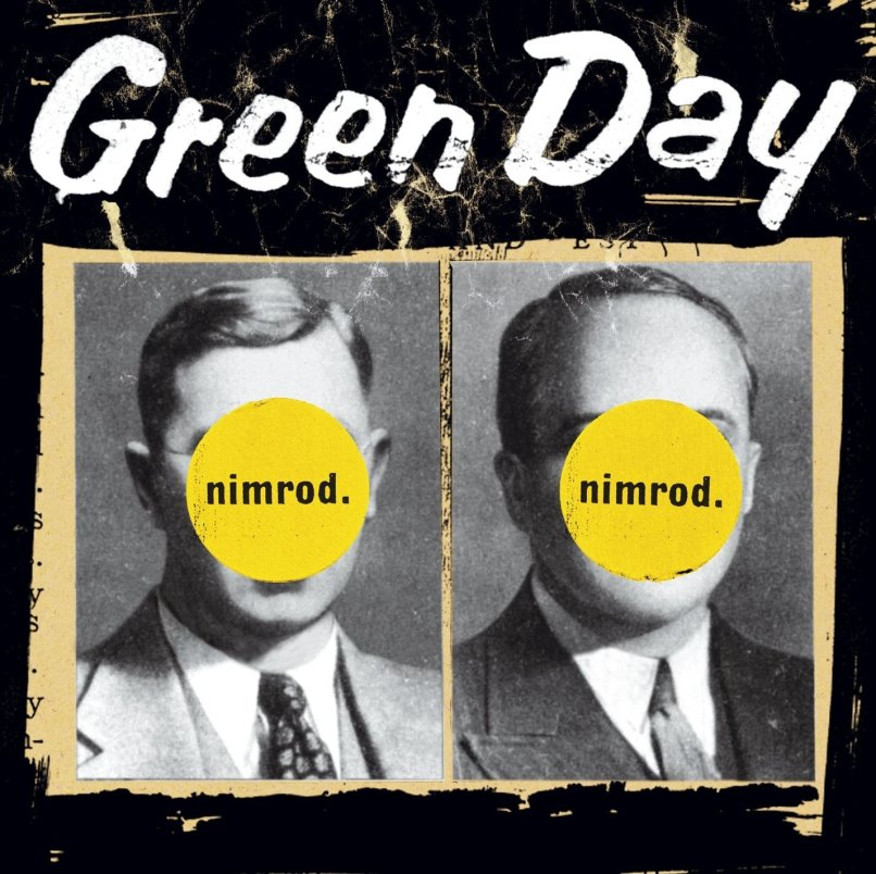 green day nimrod Ranking: Every Green Day Album from Worst to Best