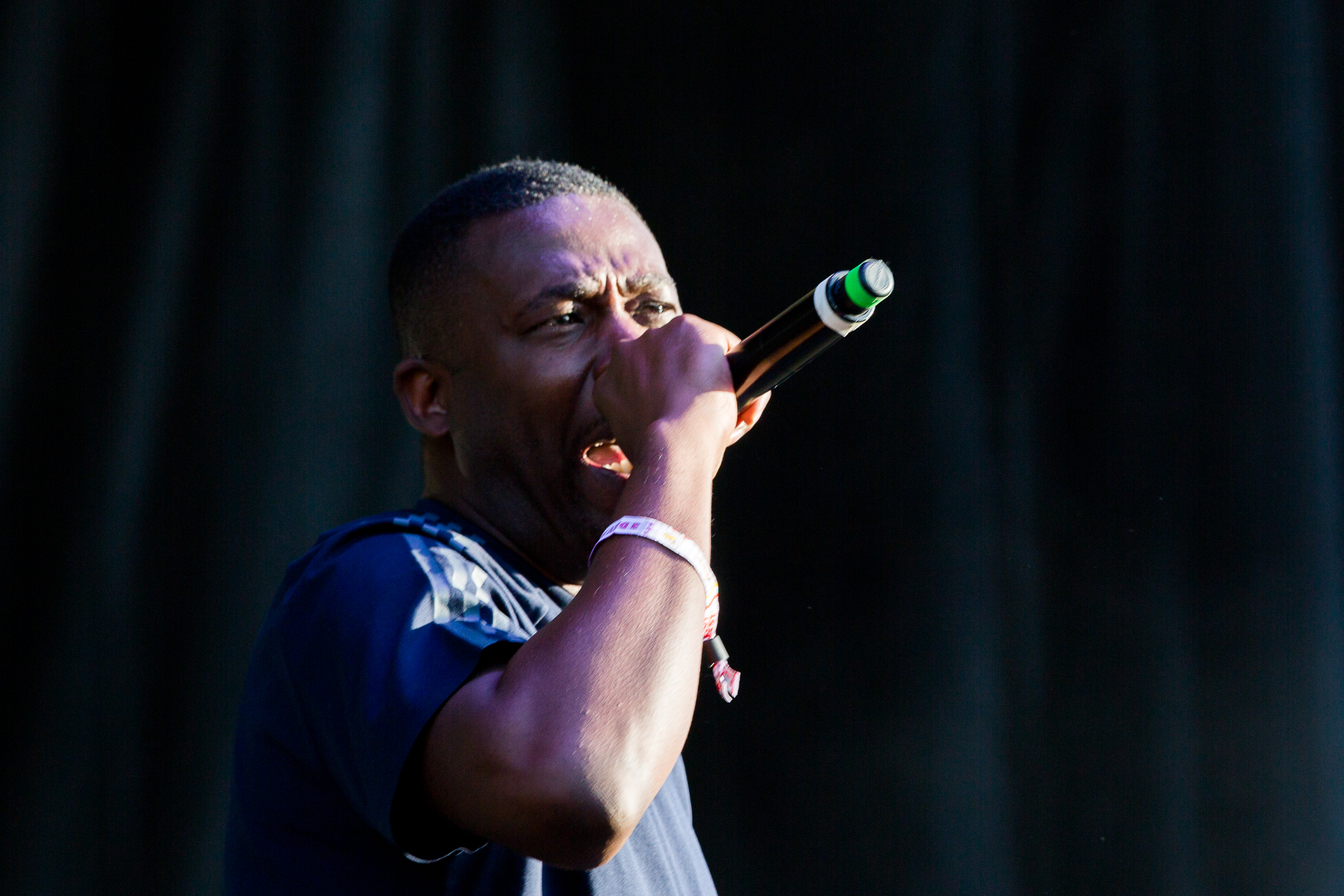 GZA // Photo by Debi Del Grande