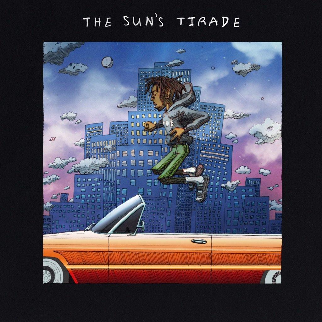 isaiah rashad sun tirade album stream Stream: Isaiah Rashads new album The Suns Tirade