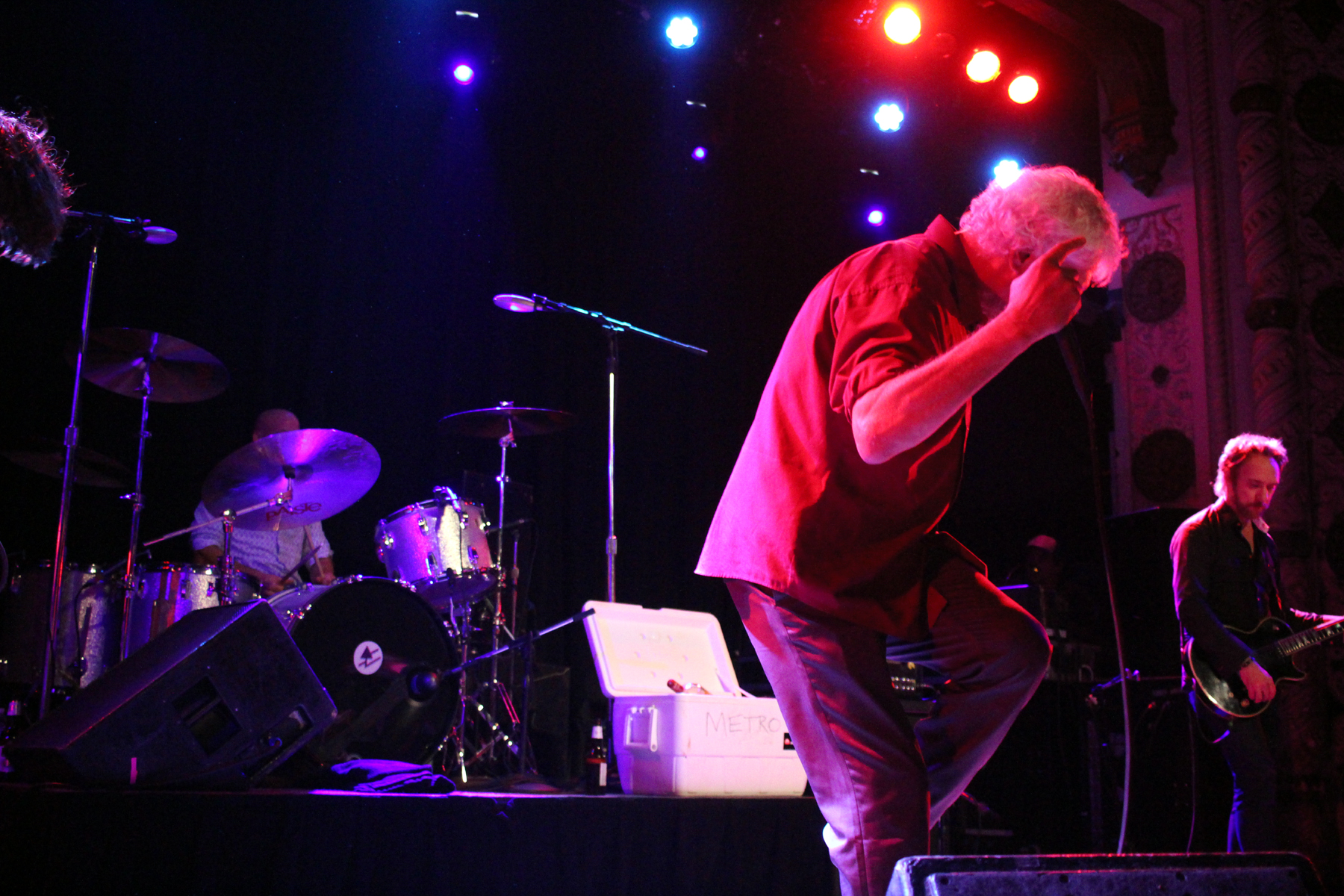 Guided by Voices // Photo by Heather Kaplan