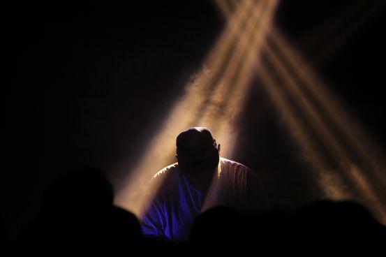 Dan Deacon // Photo by Heather Kaplan