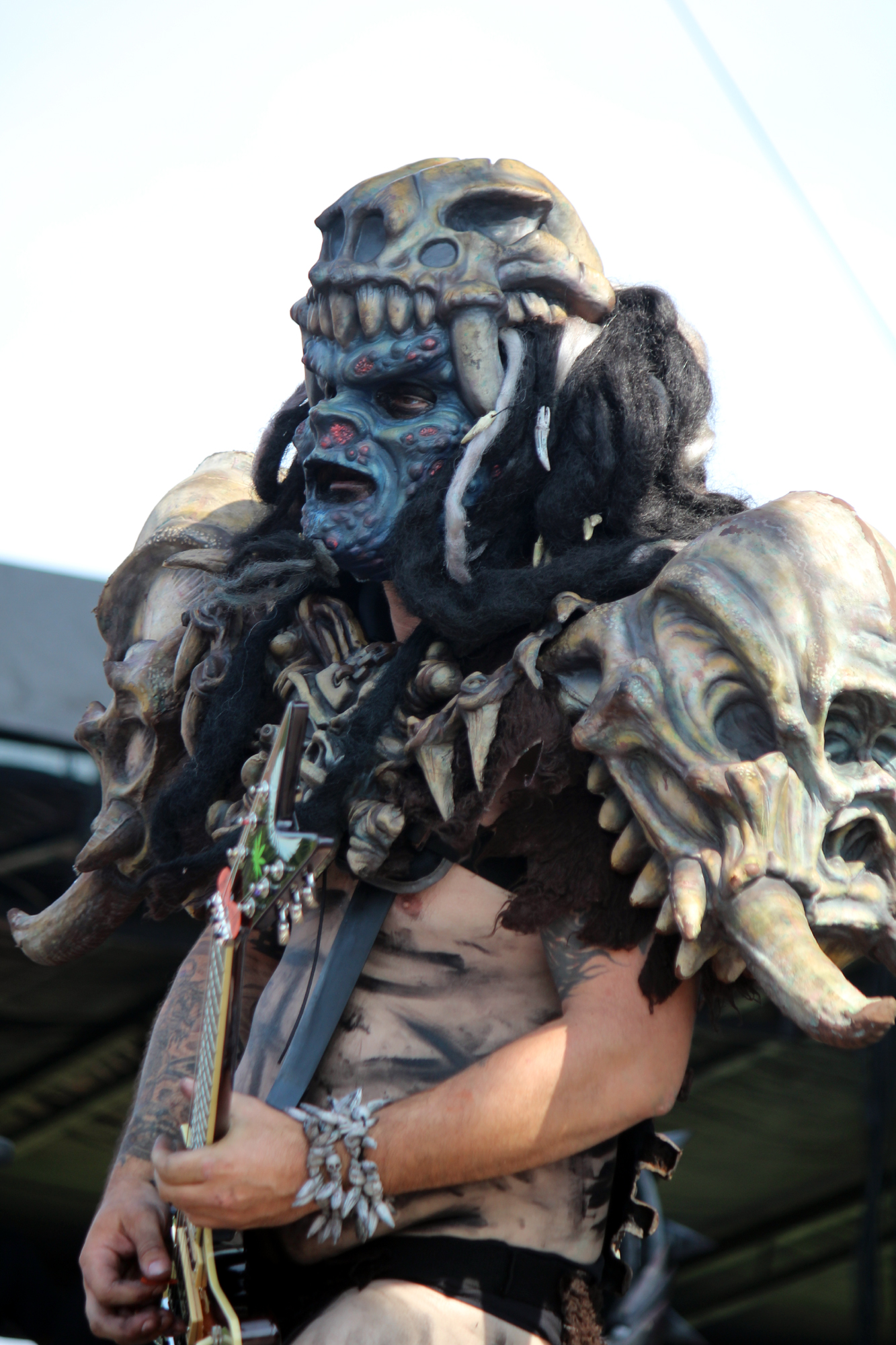 GWAR // Photo by Heather Kaplan