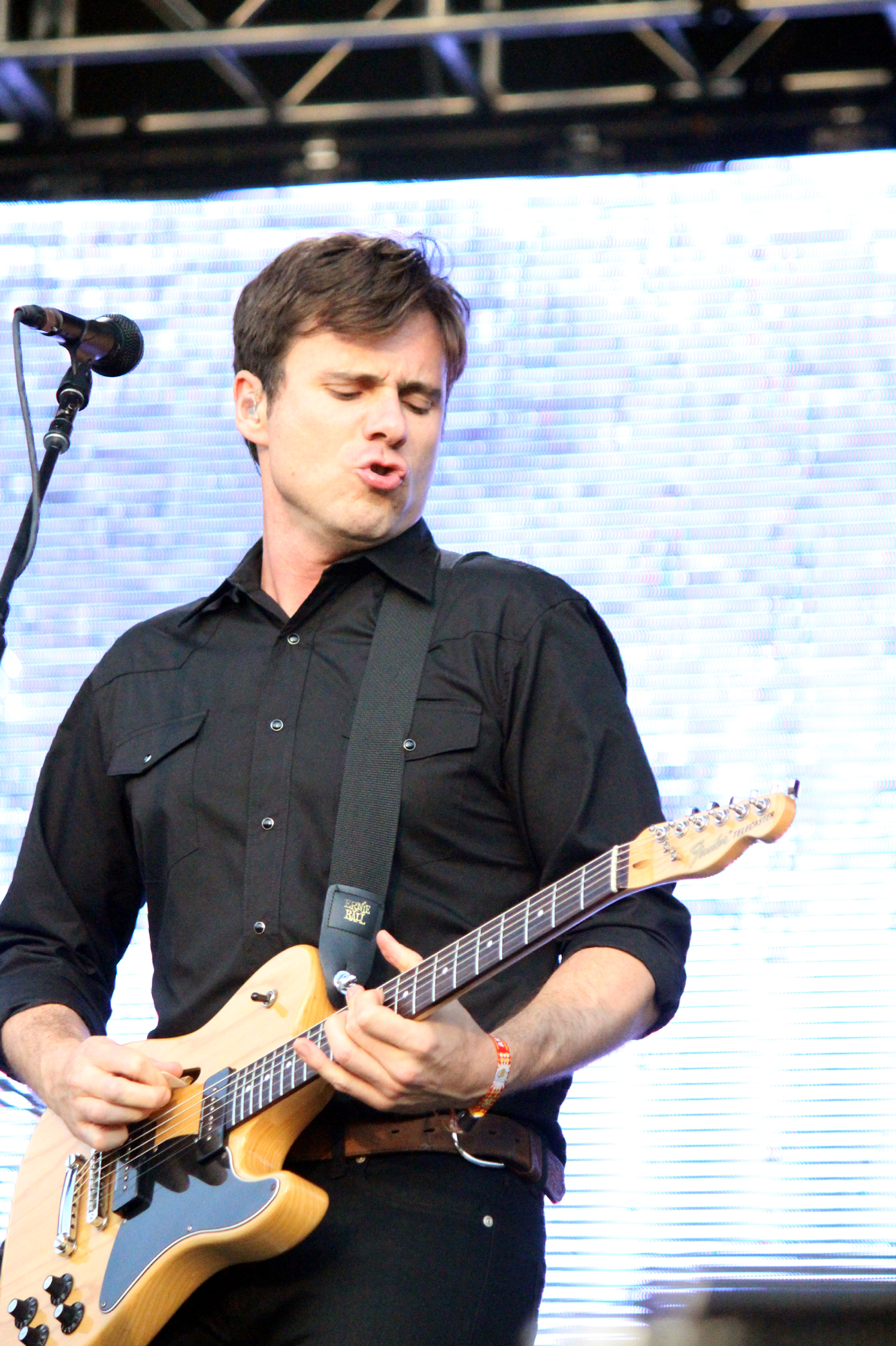 Jimmy Eat World // Photo by Heather Kaplan