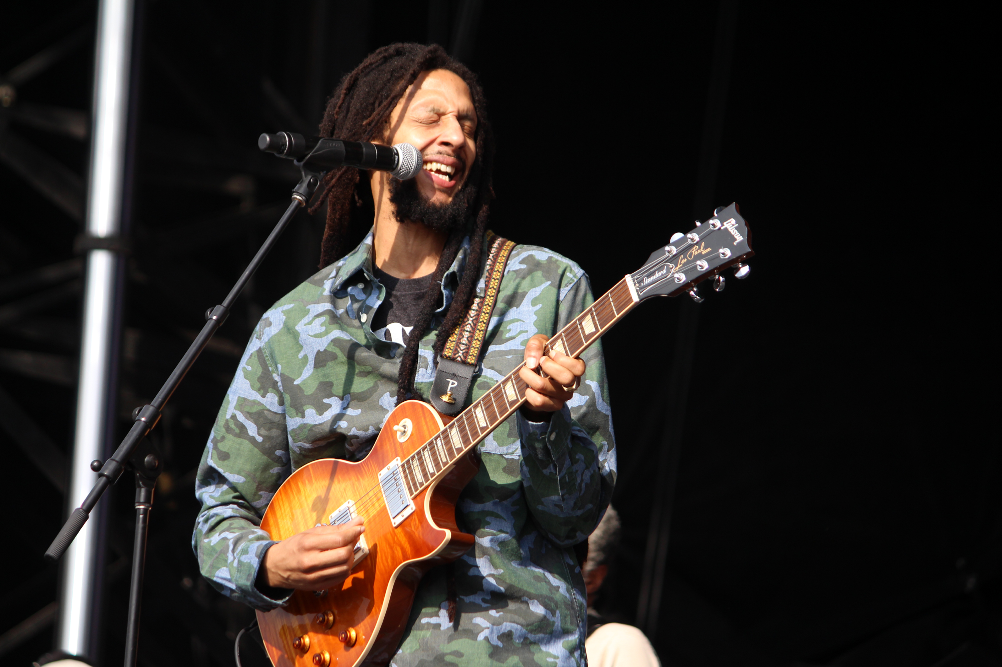 Julian Marley // Photo by Heather Kaplan
