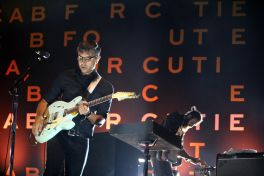 Death Cab for Cutie // Photo by Heather Kaplan
