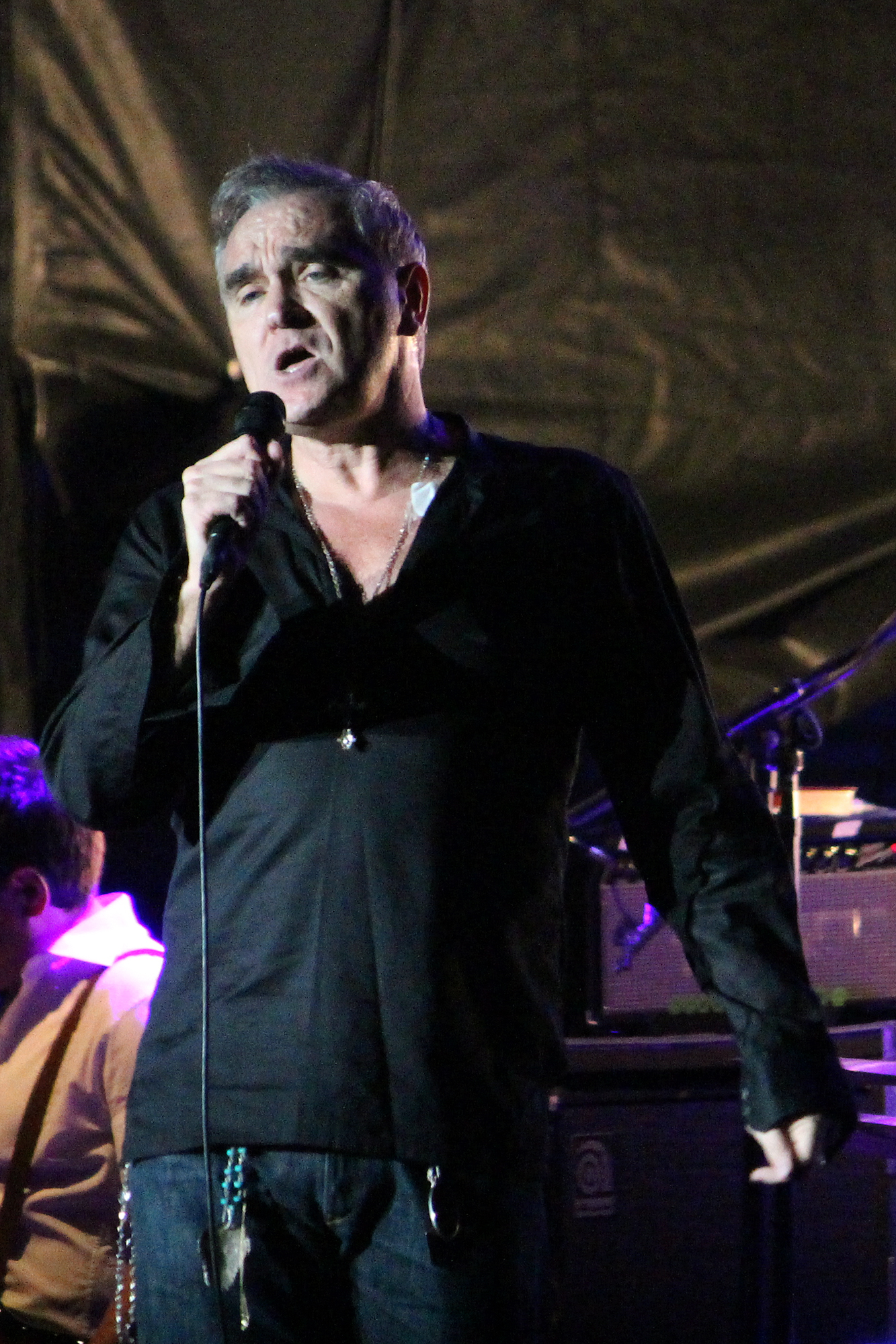 Morrissey // Photo by Heather Kaplan