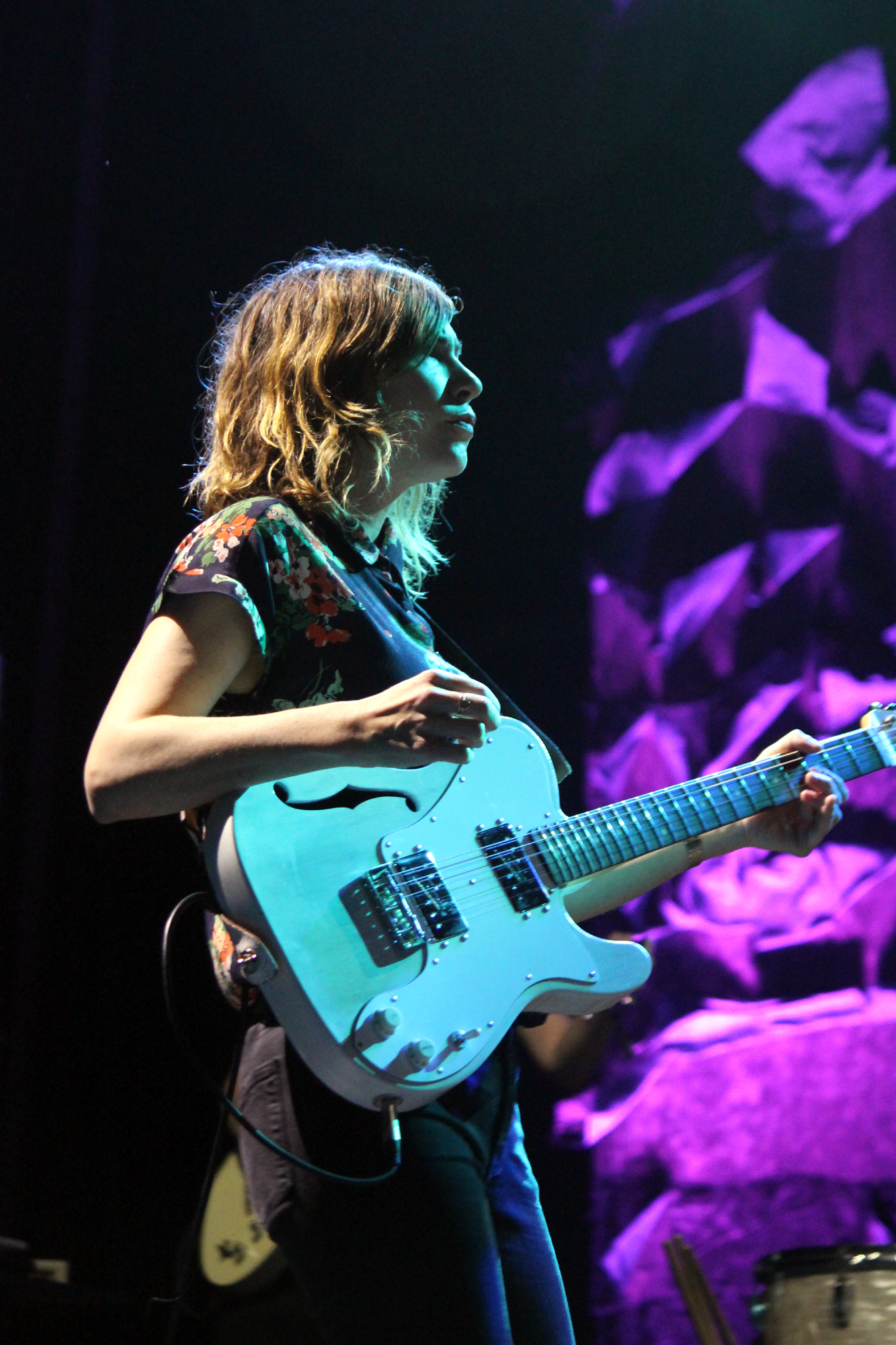 Sleater-Kinney // Photo by Heather Kaplan