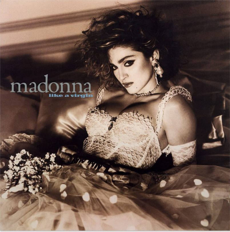 madonna like a virgin e1473288372935 The 10 Greatest Sophomore Albums of All Time