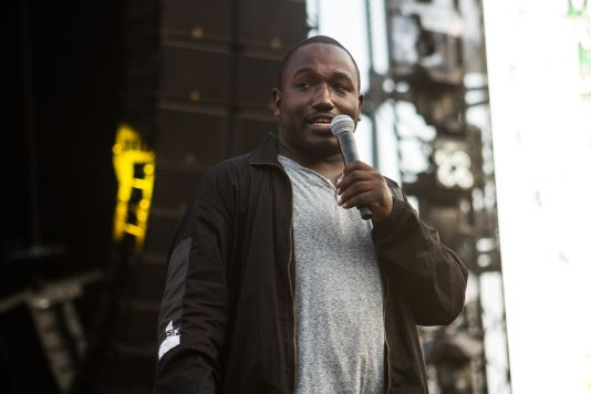 Hannibal Buress // Photo by Kris Fuentes Cortes