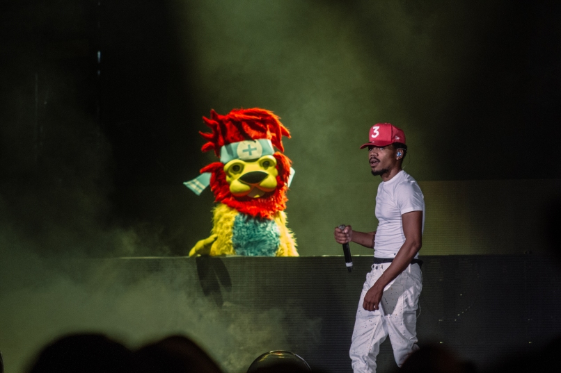 mcd   kris fuentes cortes 454 Festival Review: Chance the Rappers Magnificent Coloring Day