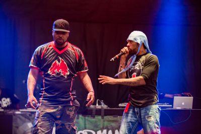 Method Man and Redman // Photo by Debi Del Grande