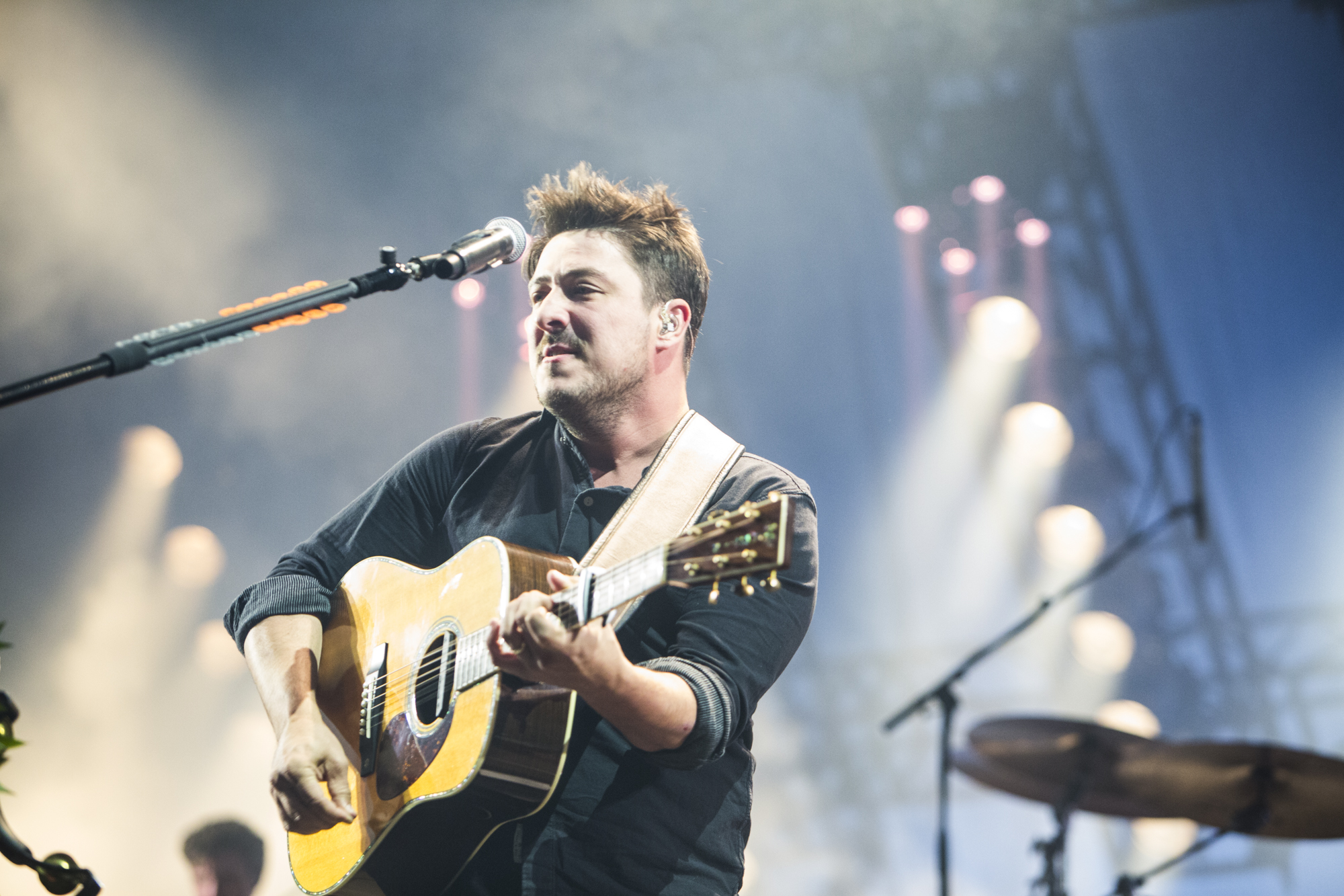 Mumford and Sons // Photo by Philip Cosores