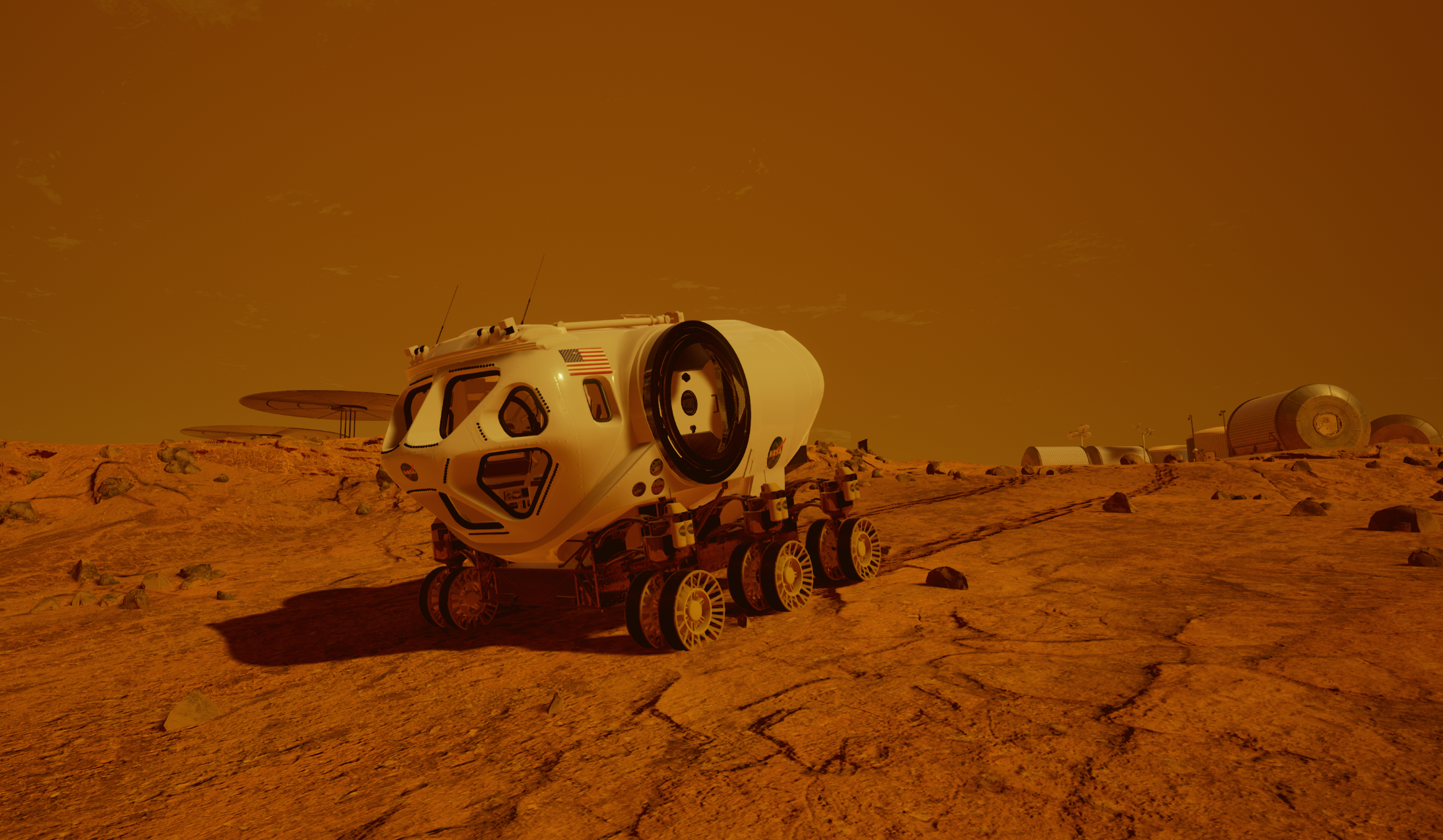 outoneva iii Points Festival to debut VR experience transporting festival goers to Mars