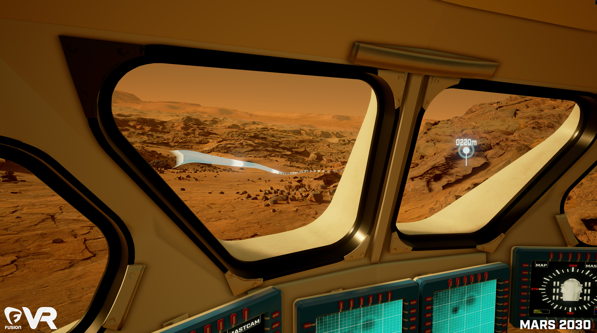 rover3 iii Points Festival to debut VR experience transporting festival goers to Mars