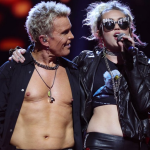 Billy Idol Miley
