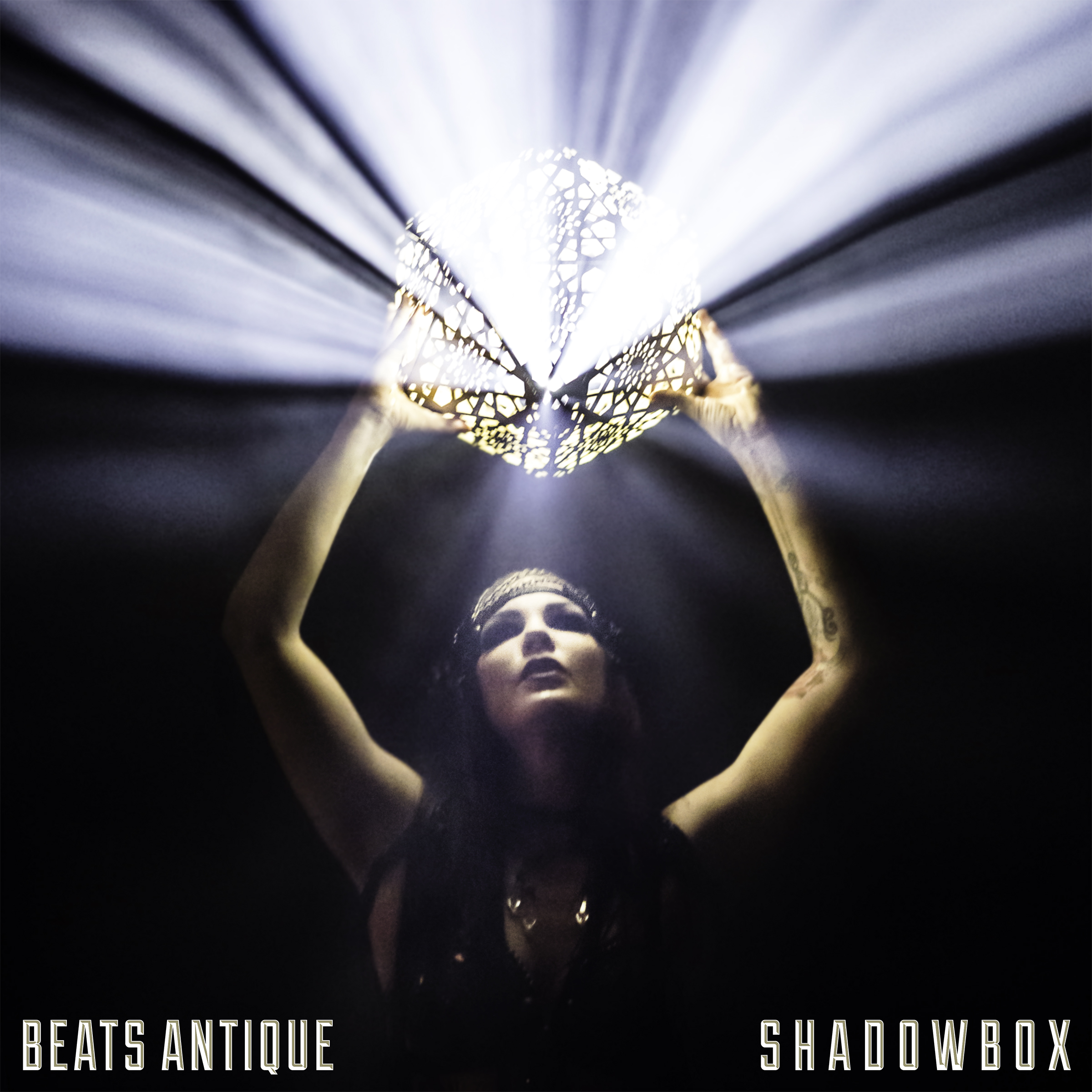shadowbox cover art Beats Antique get loose with Preservation Hall Jazz Band on new single Let It All Go    listen