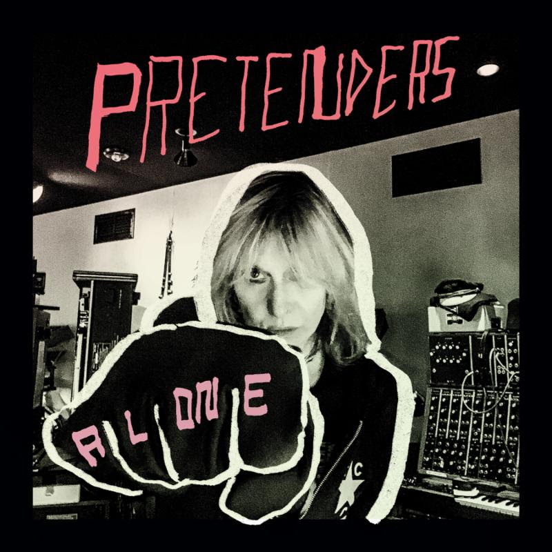 unnamed 2 The Pretenders announce Dan Auerbach produced Alone, share Holy Commotion!    listen