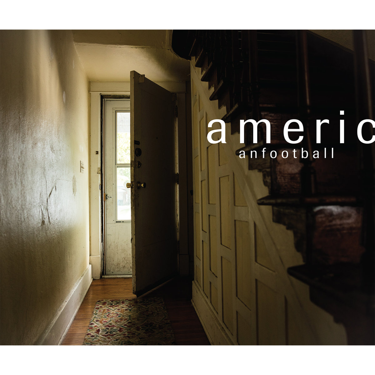 american football Stream: American Footballs first album in 17 years