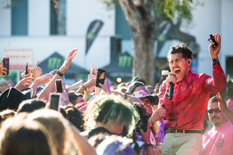 blaqk audio 04 Beach Goth 2016 Festival Review and Gallery