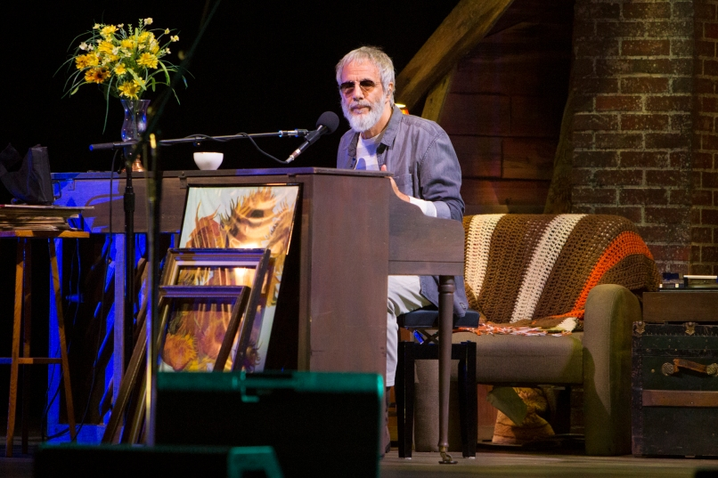 cat stevens cosores 05 Live Review: Yusuf/Cat Stevens at the Pantages Theatre in LA