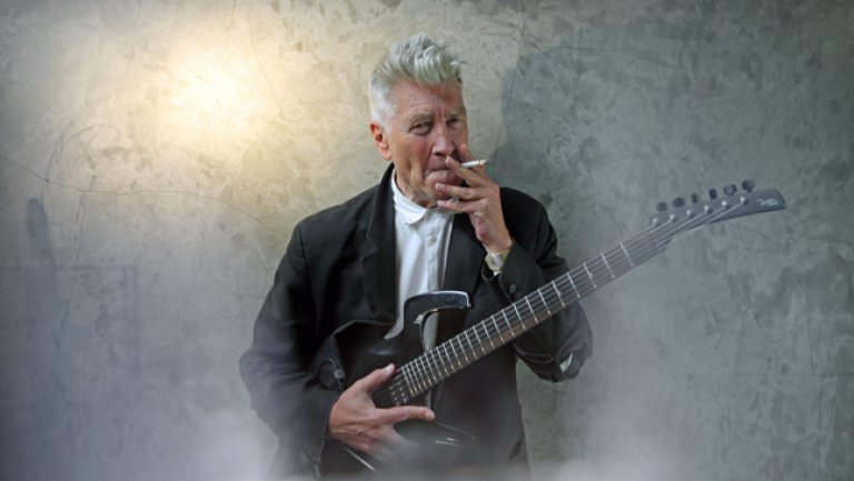 david lynch guitar 2013 l Disrupting the Darkness: St. Vincent, Blondie, and Rhye on David Lynch