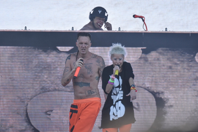 die antwoord 6224 Austin City Limits 2016 Festival Review: From Worst to Best