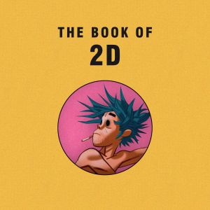gorillaz 2d book1 The 50 Most Anticipated Albums of 2017