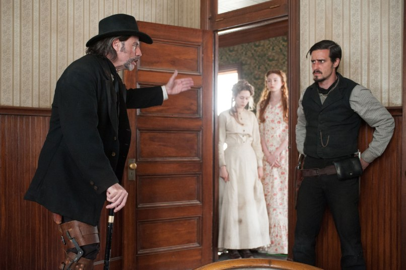 in a valley of violence john travolta james ransone Subverting the Western: Ti West on Archetypes, Expectations, and John Travolta